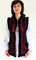 Ladies Sleeveless Jacket Katya