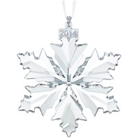 Swarovski 2014 Annual Christmas Ornament
