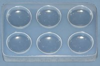 Resin Domes - Cabachon Mould RM 1737