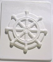 Mould 2242 - Ship's Wheel