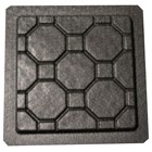 Tile Pattern Paver/stepping stone 300x300x25mm CM 6044