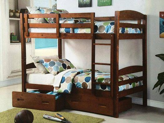 Best of Bunk bed only single in a oak or white NEW Simple - single bunk bed In 2018