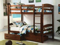 Bunk bed only single  in a/oak or white  NEW