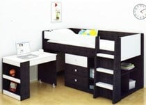Mini single sleeper /cabin bed  single bed NEW IN BOX