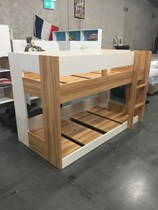 Single Lowline bunk NEW DESIGN Two tone or all white