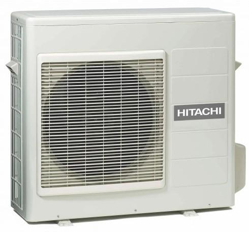 hitachi multizone ram 70np4a 70kw multi split outdoor air conditioning unit - Air Conditioning Units